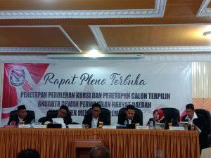 Penetapan Anggota DPRD Kabupaten Mempawah