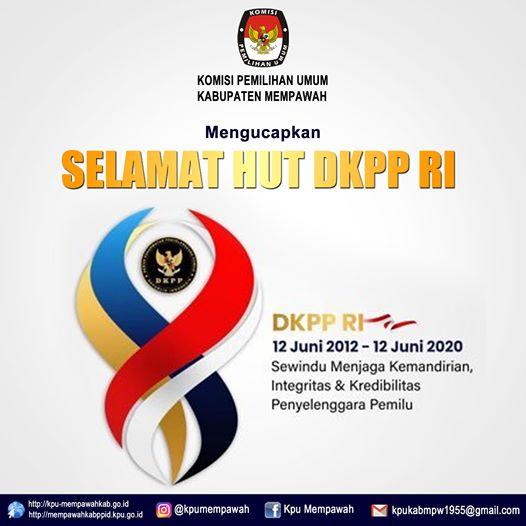 Selamat Hut DKPP RI